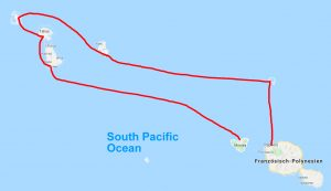 Sourth Pacific Ocean